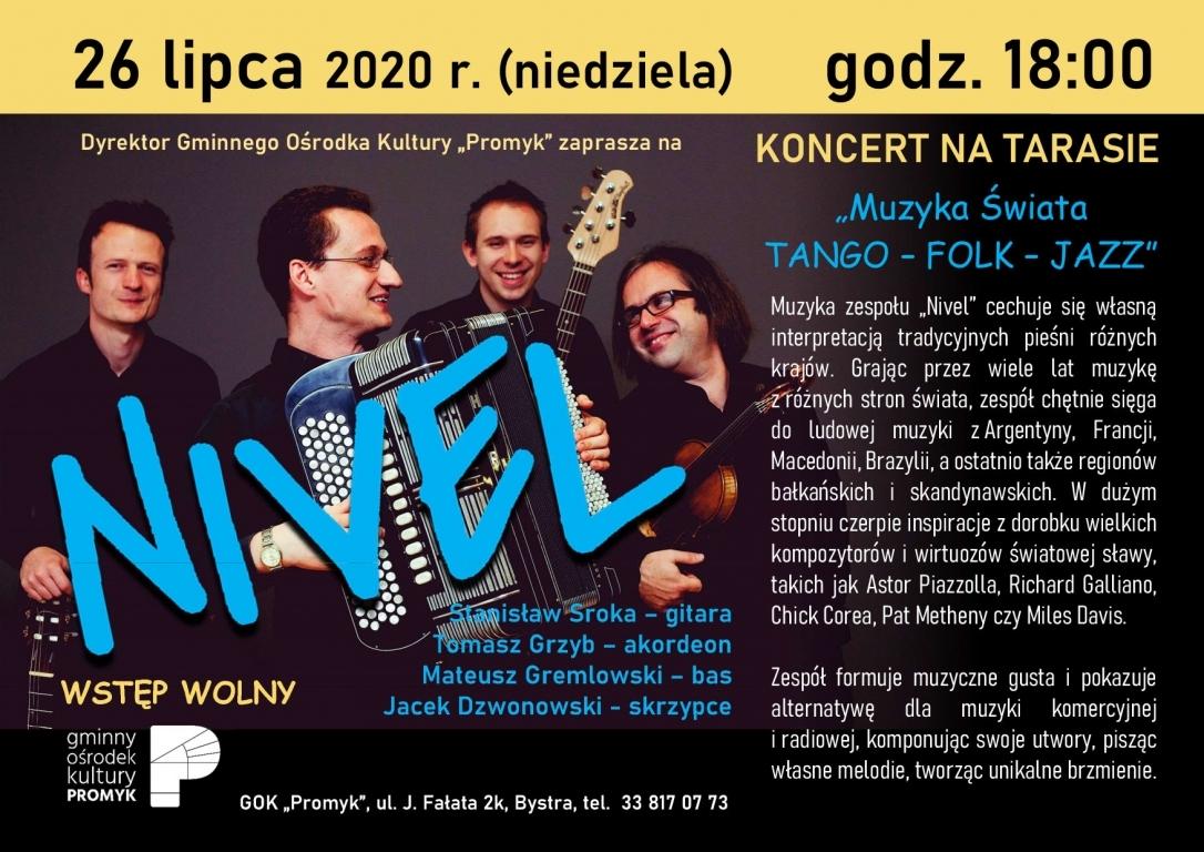 koncert-na-tarasie-gok-promyk-wilkowice-nivel-2020